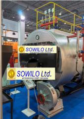 Парни котли - на пелети и биомаса -SOWILO