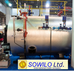Парни котли - природен газ -SOWILO