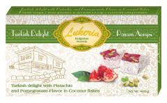 ASSORTED TURKISH DELIGHT WITH PISTACHIO AND