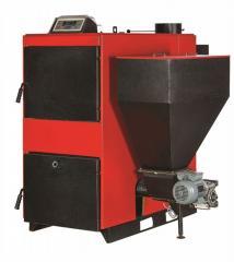 Котел на пелети и Биомаса SOWILO 174 kW Автоматично запалване Четириходов