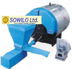 Пелетни котли SOWILO от 384-1160 kW Цилиндрични