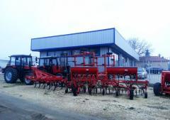 Части за селскостопански машини