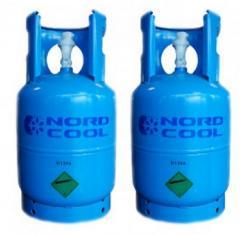 Фреон R134a - 12.0 кг. бутилка