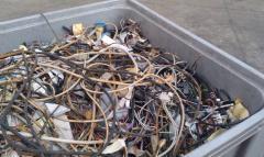 Отпадъчни кабели от електроника - Скрап / Купува