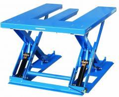 Хидравлична ножична платформа за повдигане на