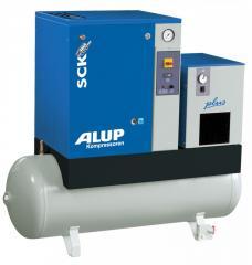 ALUP Kompressoren GmbH серия SCK (2.2-30 kW)