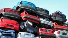 Продай колата си за скрап