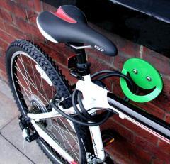 Велосипедна стойка за стенен монтаж