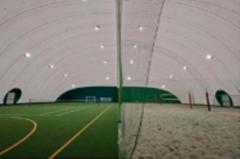 Покривни спортни конструкции