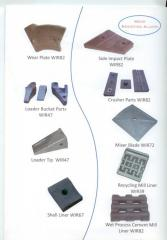 All Casting and Molding Products