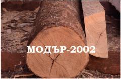 Дървен материал заготовки, полузаготовки от