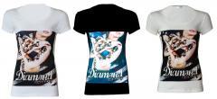 Дамска тениска DIAMOND T 998L
