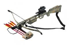 Crossbows and arrows to crossbows for hunting