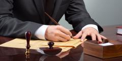 Enterprises of juridical services