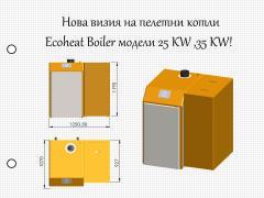 Пелетни котли Ecoheat Boiler