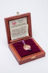 Bulgarian Rose essential oil in luxury box - ALBA