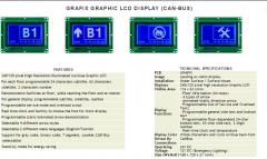 ГРАФИЧЕН LCD дисплей