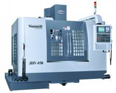 Вертикален обработващ център Sunmill JHV-850