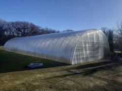 Професионални поликарбонатни оранжерии за зеленчуци