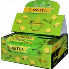 Инстантен чай на пакетчета