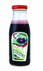 Сок от Биологични плодове Арония