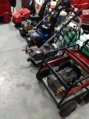Пароструйки, Водоструйки  ,почистващи машини