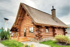 Дървени къщи от трупи