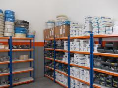 Storage racks assembling-collapsible