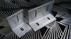 Алуминиеви L конзоли за вентилируеми фасади