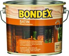 Bondex  satin  -Лак синтетичен за дърво на открито.