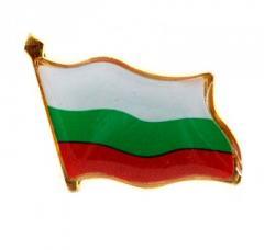 Значка с българския трикольор