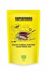 Био какаови зърна, натрошени, сурови 250 гр.