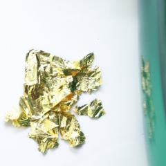 Златени листчета