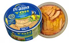 Риба тон филе в зехтин 160 гр.