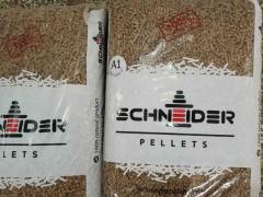 100% борови пелети - директно от производителя