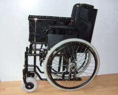 Рингова инвалидна количка MSW 6 000, подсилена