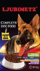 Храна за кучета  CHICKEN and BACON