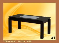 ''TRAYANA''120x60 H 50