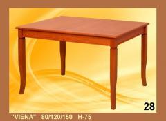 ''VIENA''  120x80(+30)  H-75