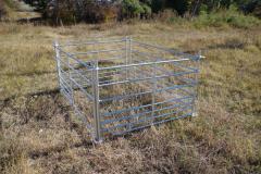 Модулна преграда за овце MZ 2 - EKO - 2,75м/1,00м
