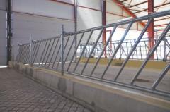 Хранителни решетки за телета - 4М