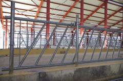 Хранителни решетки за телета - 6М