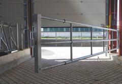 Телескопична врата за животновъдни ферми - T3-2/3M