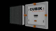 CUBIK Рекламен LED екран