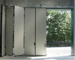 Промишлени врати