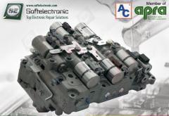 Клапанно тяло  за TF-80SC/AF40  автоматична скоростна кутия.