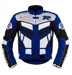Yamaha Blue Racing Textile Jacket