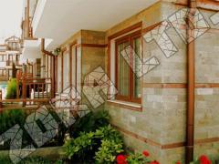 Sawn stone slates - gneiss