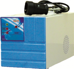 BUS150 - синусоидален ups за камина или парно. 150W, с 2 вградени батерии