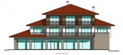 Инвистиционен проект - Семеен хотел с ресторант и СПА център